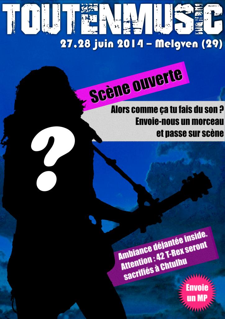 2014-06-27 ToutEnMusic - Ebauche affiche - scene ouverte